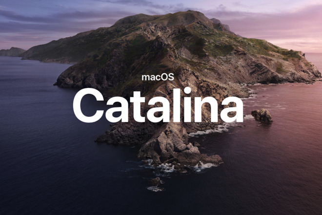 MAC OS Catalina совместимые продукты